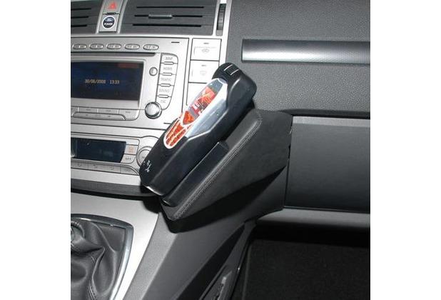 Kuda Lederkonsole für Ford Kuga ab 06/2008 Mobilia / Kunstleder schwarz