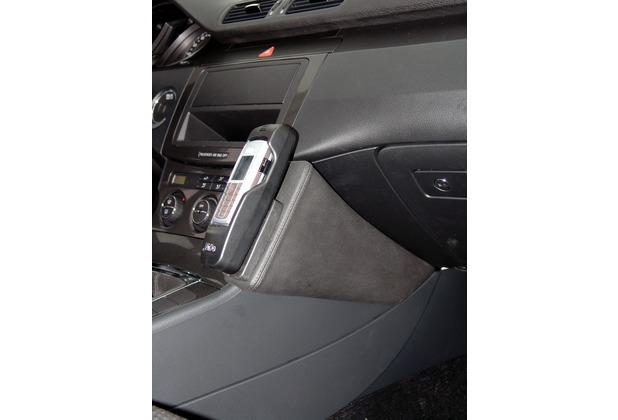 Kuda Lederkonsole für VW Passat (B6) ab 03/05 Echtleder schwarz