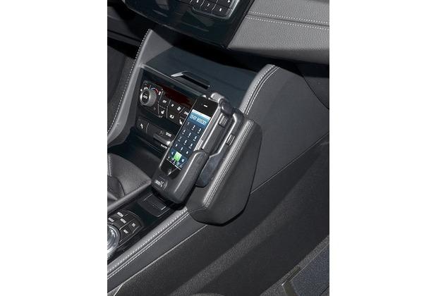 Kuda Lederkonsole für BMW 2er Active Tourer (F45) ab 2015 Echtleder schwarz