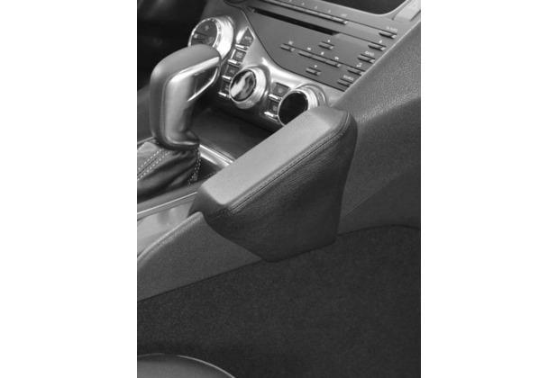 Kuda Lederkonsole für Citroen DS5 ab 03/2012 Mobilia / Kunstleder schwarz