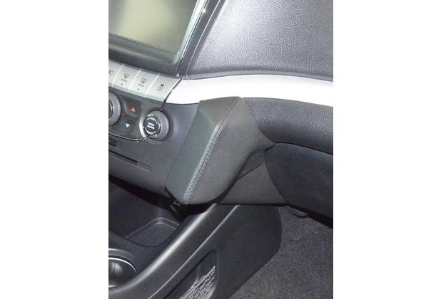 Kuda Lederkonsole für Fiat Freemont ab 2011 Mobilia / Kunstleder schwarz
