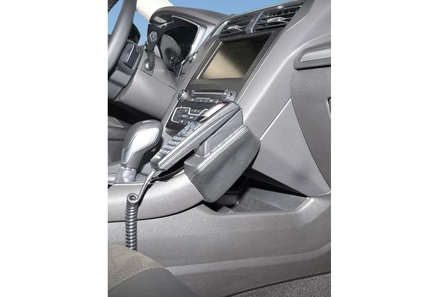 Kuda Lederkonsole für Ford Mondeo ab 2014 (unten) Echtleder schwarz
