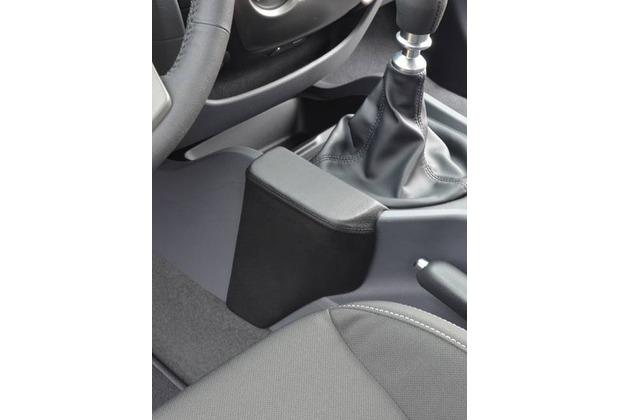 Kuda Lederkonsole für Ford Ranger ab 03/2012 Mobilia / Kunstleder schwarz