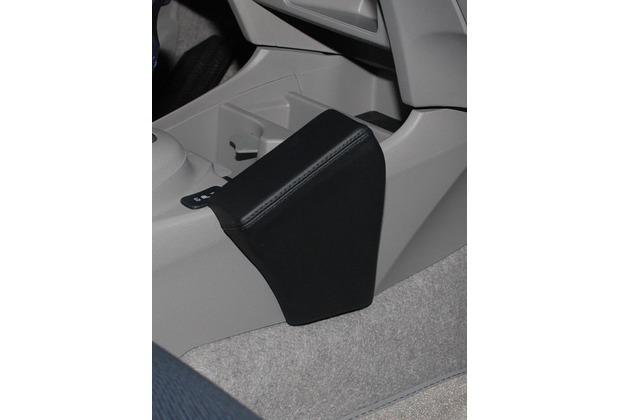 Kuda Lederkonsole für Honda Insight (04.2009-) Mobilia / Kunstleder schwarz