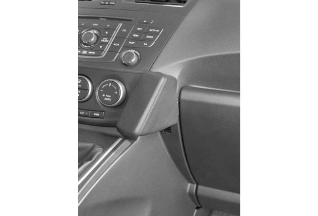 Kuda Lederkonsole für Mazda 5 ab 10.2010 Mobilia / Kunstleder schwarz