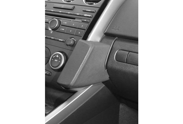 Kuda Lederkonsole für Mazda CX-7 ab 10/2009 Mobilia / Kunstleder schwarz