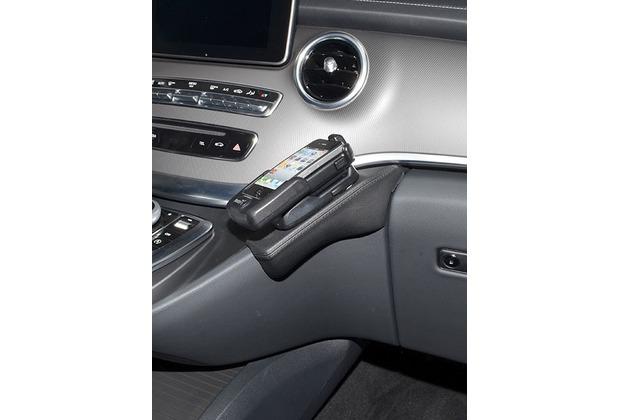 Kuda Lederkonsole für Mercedes V-Klasse ab 2014 W4478 Echtleder schwarz
