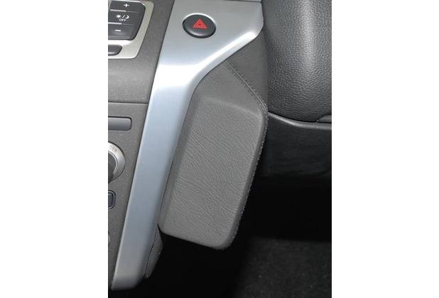 Kuda Lederkonsole für Nissan Murano 2009+ (USA) Mobilia / Kunstleder schwarz