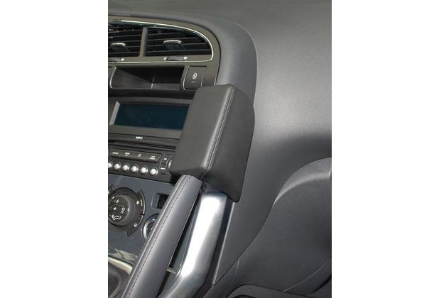 Kuda Lederkonsole für Peugeot 3008 (07.2009-) Mobilia / Kunstleder schwarz