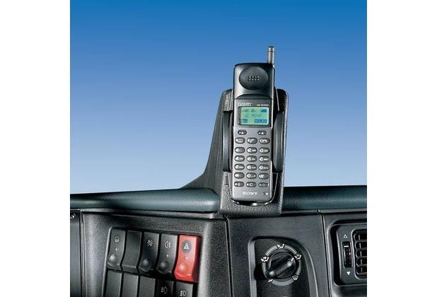 Kuda Lederkonsole für Renault Premium ab 96 Mobilia / Kunstleder schwarz