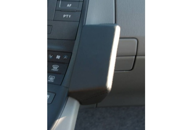Kuda Lederkonsole für Toyota Prius (01.2009-) Mobilia / Kunstleder schwarz