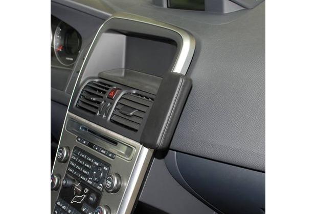 Kuda Lederkonsole für Volvo XC 60 ab 10/2008 Echtleder schwarz