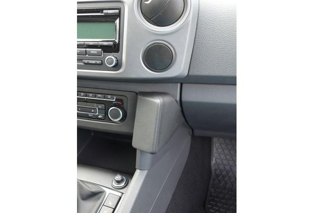 Kuda Lederkonsole für VW Amarok Mobilia / Kunstleder schwarz
