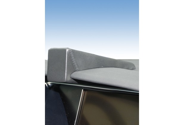 Kuda Navigationskonsole für Audi A4 ab 11/07 / A5 ab 06/07 Echtleder