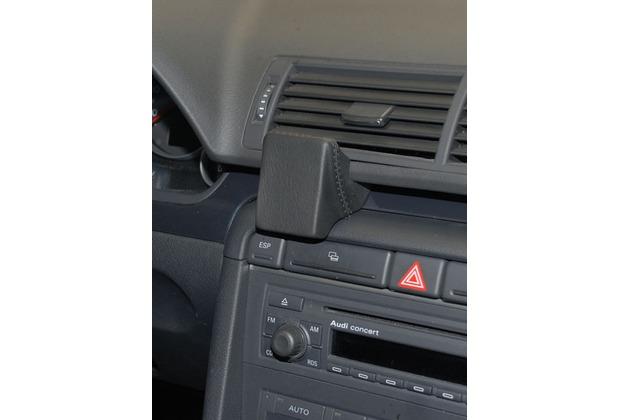 Kuda Navigationskonsole für Audi A4 ab 11/2000 Kunstleder