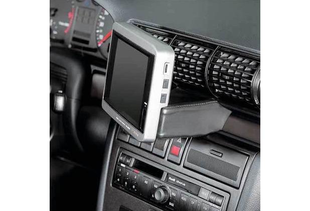 Kuda Navigationskonsole für Audi A4 ab 94 Kunstleder