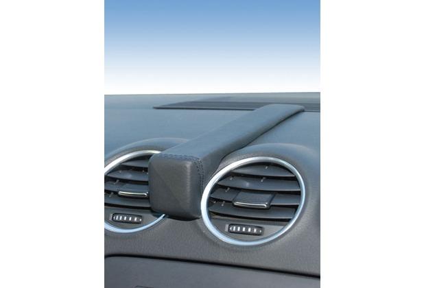Kuda Navigationskonsole für Audi A4 Cabrio ab 04/02 Kunstleder