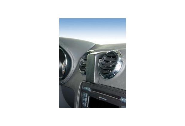 Kuda Navigationskonsole für Audi TT ab 09/06 Kunstleder