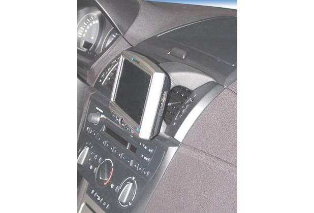 Kuda Navigationskonsole für BMW X3 (E83) ab 01/04 Echtleder