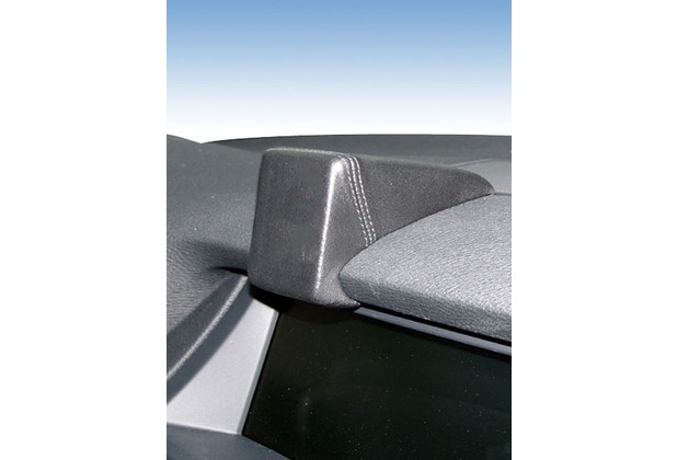 Kuda Navigationskonsole für BMW X5 ab 01/2007 Kunstleder