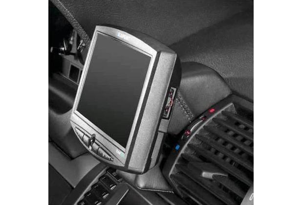 Kuda Navigationskonsole für BMW X 5 ab 3/2000 Kunstleder