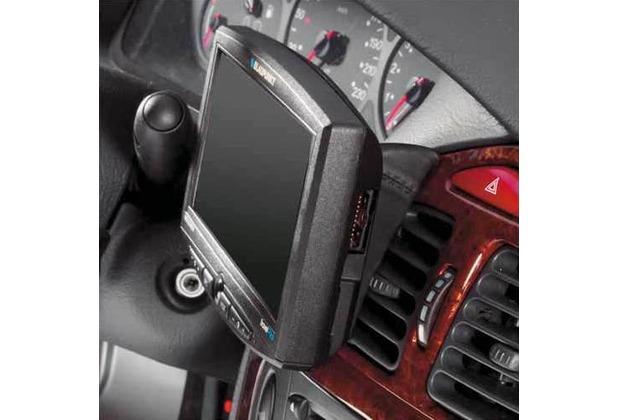 Kuda Navigationskonsole für Citroen C5 ab 03/01 Echtleder