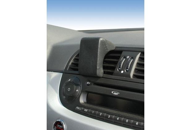 Kuda Navigationskonsole für Fiat 500 ab 08/07 Kunstleder