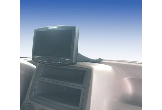 Kuda Navigationskonsole für Fiat Panda ab 09/03 Kunstleder