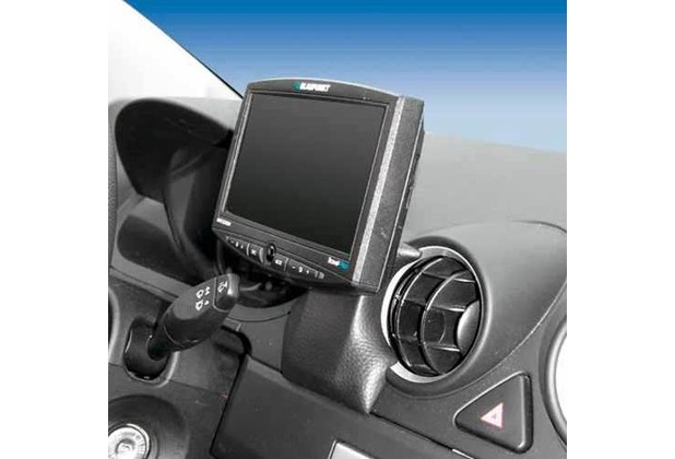 Kuda Navigationskonsole für Ford Fiesta ab 05/02 Kunstleder