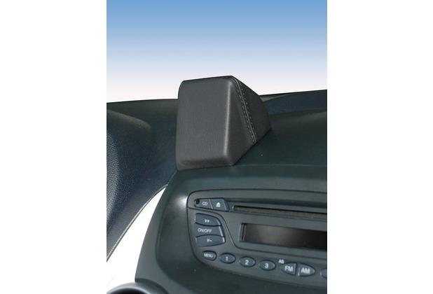 Kuda Navigationskonsole für Ford Ka (02.2009-) Mobilia / Kunstleder schwarz