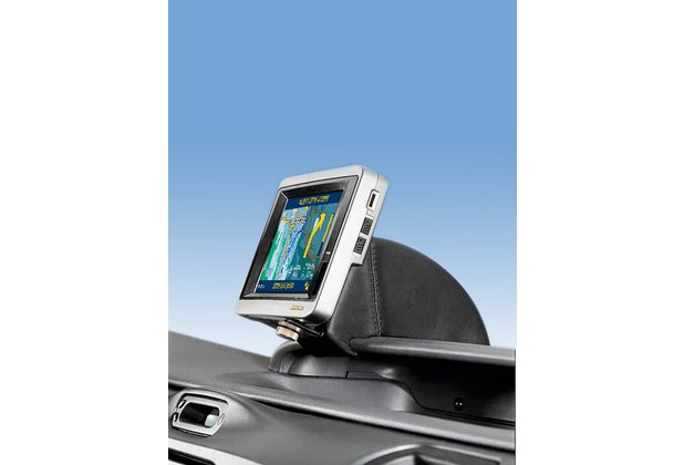 Kuda Navigationskonsole für Ford Transit ab 9/00 Kunstleder