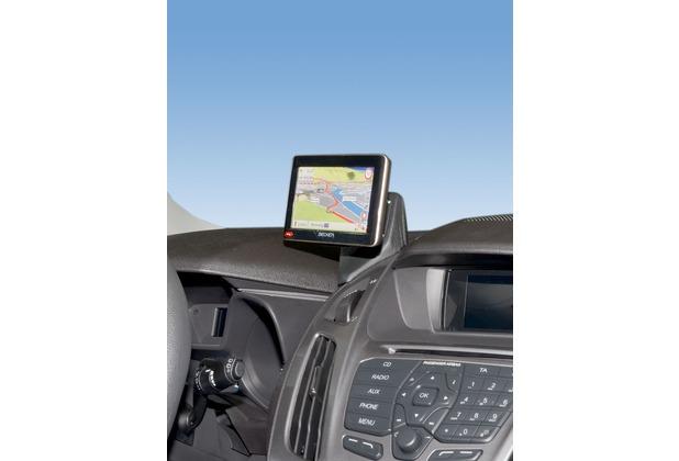 Kuda Navigationskonsole für Ford Transit Connect ab 12/2013 Navi Kunstleder schwarz