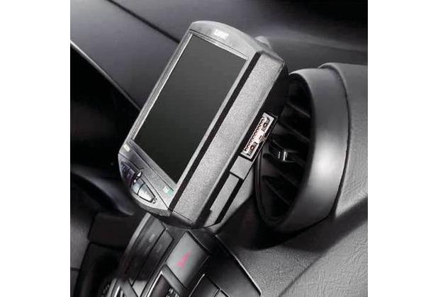 Kuda Navigationskonsole für Hyundai Coupé FX ab 03/02 Kunstleder