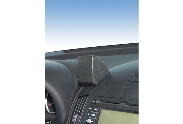 Kuda Navigationskonsole für Hyundai I30 ab 08/07 Echtleder