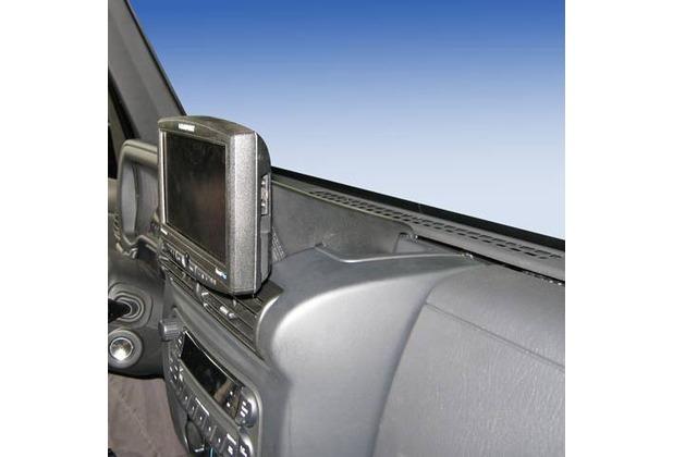 Kuda Navigationskonsole für Jeep Wrangler (neue Form) Echtleder