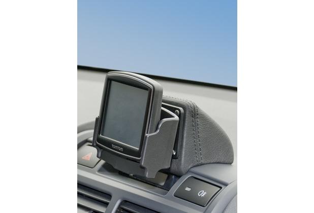 Kuda Navigationskonsole für Kia Sportage ab 09/2008 Mobilia / Kunstleder schwarz