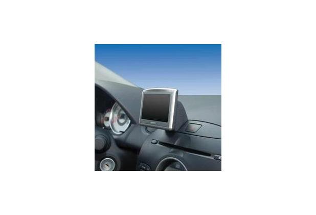 Kuda Navigationskonsole für Mazda 2 ab 10/07 Kunstleder