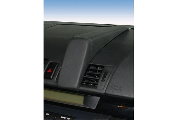Kuda Navigationskonsole für Mazda 3 ab 10/03 Kunstleder