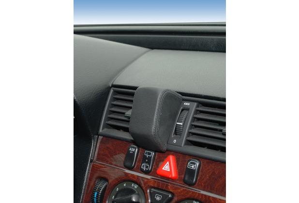 Kuda Navigationskonsole für MB E-Klasse / W210 ab 95 bis 2/02 Kunstleder