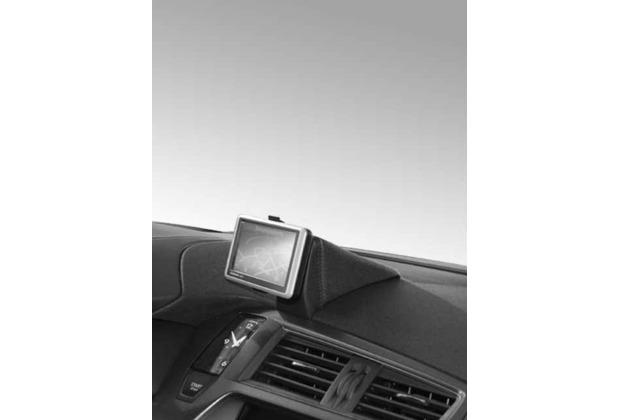 Kuda Navigationskonsole für Navi Citroen DS5 ab 03/2012 Mobilia / Kunstleder schwarz
