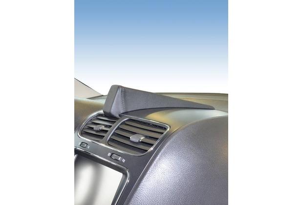 Kuda Navigationskonsole für Navi Fiat Freemont ab 2011 Mobilia / Kunstleder schwarz