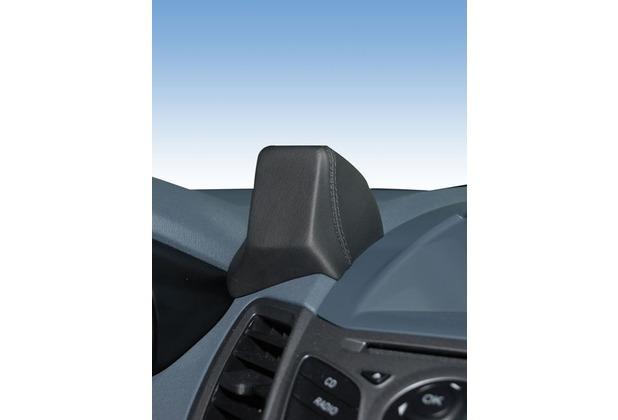 Kuda Navigationskonsole für Navi Ford Fiesta ab 10/08 & ab 2013 Mobilia / Kunstleder schwarz