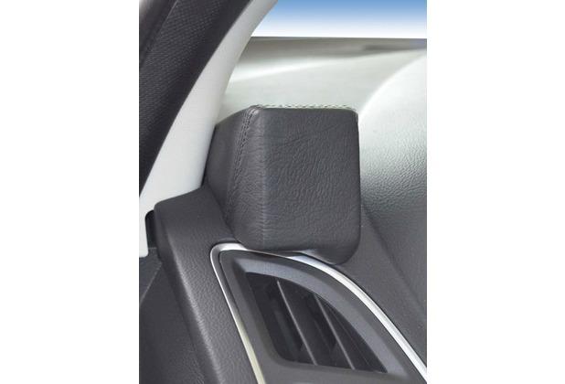 Kuda Navigationskonsole für Navi Ford Focus ab 03/2011 & ab 2014 Echtleder schwarz
