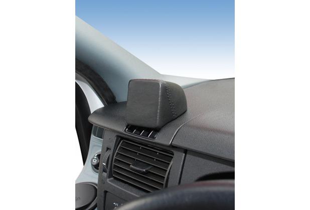 Kuda Navigationskonsole für Navi Ford Transit ab 06/06 Mobilia / Kunstleder schwarz