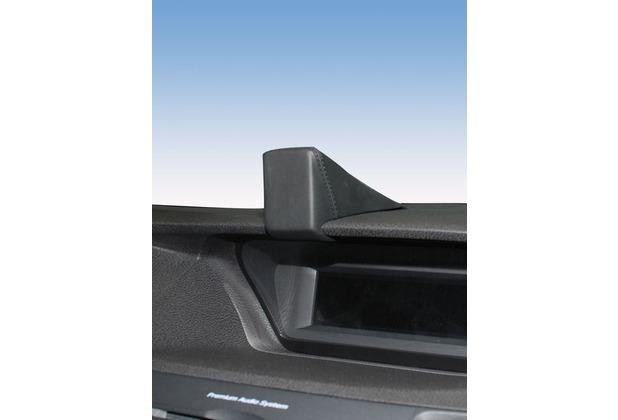 Kuda Navigationskonsole für Navi Honda Accord (EU) / Acura TSX ab 08 Mobilia / Kunstleder schwarz