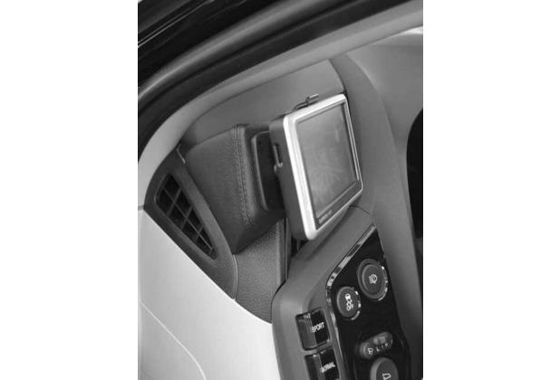Kuda Navigationskonsole für Navi Honda CR-Z 2010 Mobilia / Kunstleder schwarz