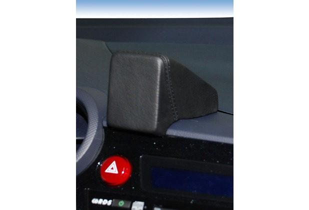 Kuda Navigationskonsole für Navi Honda Insight (04.2009-) Mobilia / Kunstleder schwarz