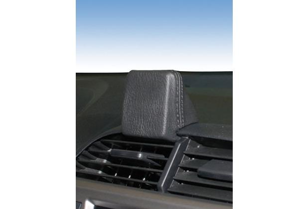 Kuda Navigationskonsole für Navi Honda Jazz (12.2008-) Mobilia / Kunstleder schwarz