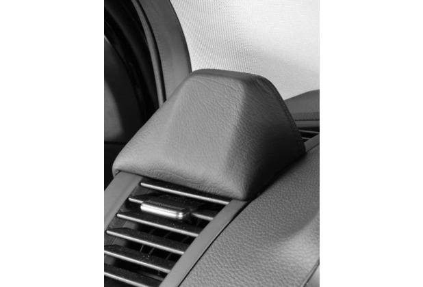 Kuda Navigationskonsole für Navi Hyundai i40 ab 10/2011 Mobilia/ Kunstleder schwarz
