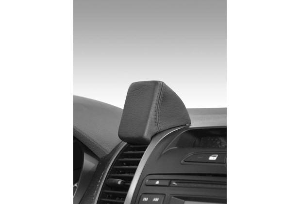 Kuda Navigationskonsole für Navi Hyundai iX20 ab 03/2011 Mobilia/ Kunstleder schwarz